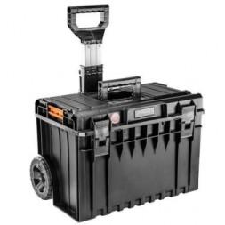 Module de rangement avec roulettes et clipsable