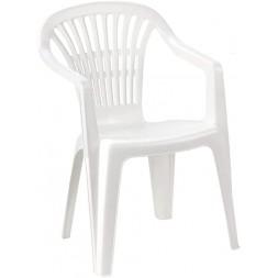 Chaise blanche Scilla