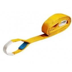 Elingue sangle plate 90mm 3m 3t jaune