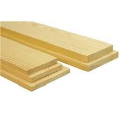 Planche  pin  19 x 220mm x  4m