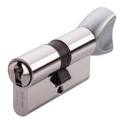 Cylindre bouton 30x30mm vis 45 mm - VACHETTE