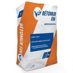 Bétomur fin gris sac 25kg