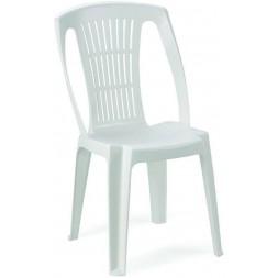 Chaise blanche Stella