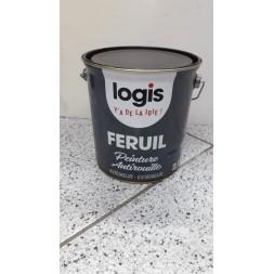 Logis Feruil anti-rouille noir 2.5L