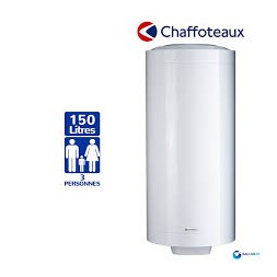 Chauffe-eau électrique 150L vertical - CHAFFOTEAUX