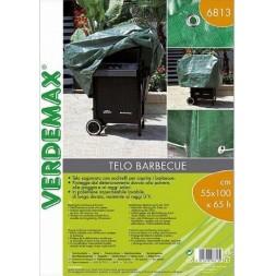 Housse de protection rectangulaire pour barbecue