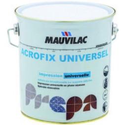 Acrofix universel blanc 2.5 l - MAUVILAC