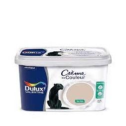 Crème coton d'Egypte 2.5L - DULUX VALENTINE