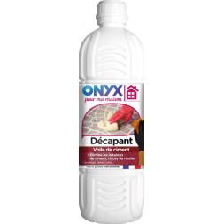 Décapant laitance de ciment 1L - ONYX