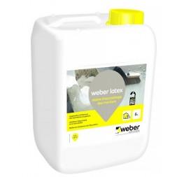 Bidon latex 5L - WEBER