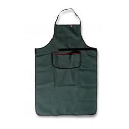 Tablier imperméable vert L75