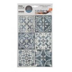 Sticker Caro ciment blanc - ATMOSPHERA