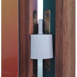Anti-pince doigt porte blanc 85x65mm x2 - COLSON