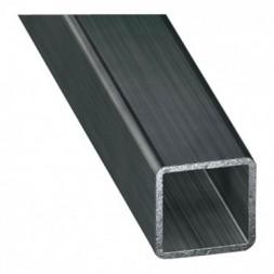 Tube  carré  galvanisé 100 x 100mm épaisseur 3mm longueur 6m00