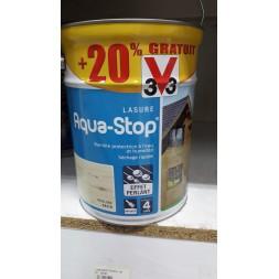 Lasure aqua stop incolore 5l +20%