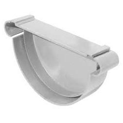 Fond de goutière 25mm gris