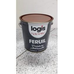 Logis Feruil anti-rouille ton bois 2.5L