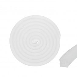 Calfeutrage caoutchouc prof p blanc 4m