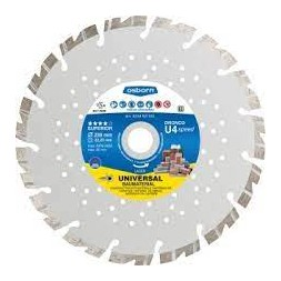 Disque diamanté Superior U4 Speed 230 x 2.6 x 22.23mm