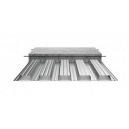 Cofraplus 60 galvanisé 75/100e 1.035 x 6m