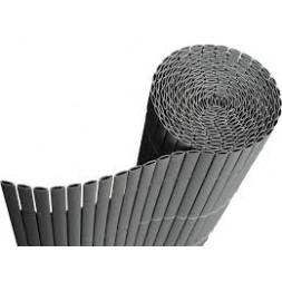Canisse PVC gris