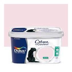 Crème bouton de rose 2.5L - DULUX VALENTINE