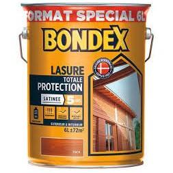 Lasure ultra classique pin Oregon 5+1L - BONDEX