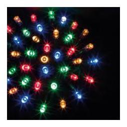 Guirlande lumineuse 180 leds multicolor