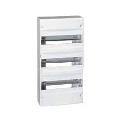 Coffret électrique modulaire 1 rangée 13 modules