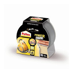 Pattex adhésif DUCK POWER TAPE gris 10m