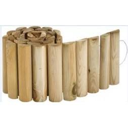 Bordure pin traité 5 x 20 x 180cm - BURGER