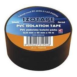 Adhésif isolant noir 0.13x15mm 10m