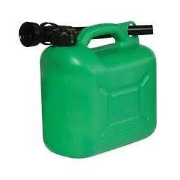 Jerrican essence 5 litres - SILVERLINE