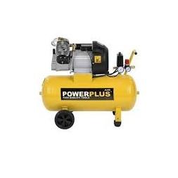 Compresseur 2200w 50L huile - POWERPLUS