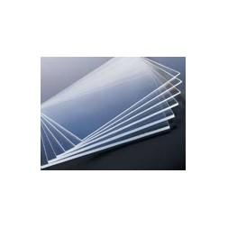 Plexiglass extrudé  2.05 x 1.25 x 3mm