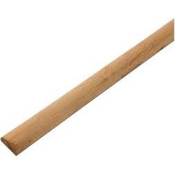Traverse de clôture 1/2 ronde de Ø7cm L 250 cm - BURGER