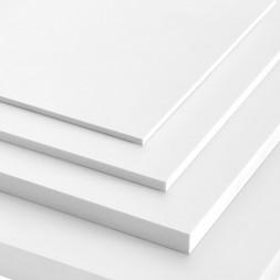 Palight digital blanc filmé  2400 x 1220 x 6mm