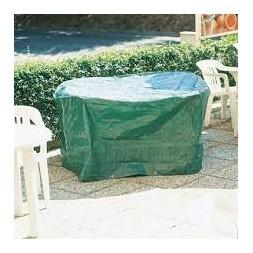Housse de protection ronde pour table & chaise
