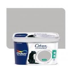 Dulux Valentine crème couleur béton gris 2.5 l