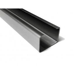 Profil  C   100 x 50mm épaisseur 2.5mm longueur 10m