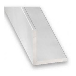 Cornière aluminium 30 x 30 x 1.5mm x 1m