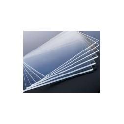 Plexiglass extrudé  2.05 x 1.25 x 5mm