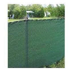 Brise-vue vert 2 x 5m - PROVENCE OUTILLAGE