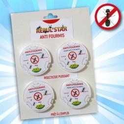 Anti fourmis  4 x 10g - REPUL'STAR