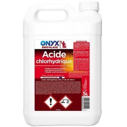 Acide Chlorhydrique 23%  5L-  Onyx