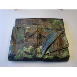 Bâche camouflage 1.80 x 3m