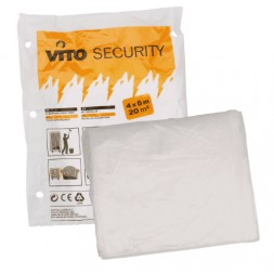 Bâche de protection 5x4m - VITO
