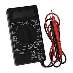 Multimètre digital 500 V - LIFEDOM