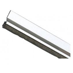 Plinthe étanche 2-1000 aluminium argent - AMIG