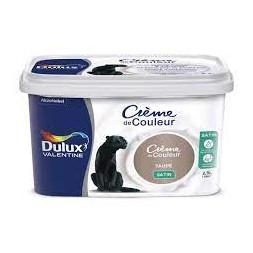 Crème taupe 2.5L - DULUX VALENTINE